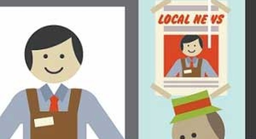 How to Rule Local Results in SEO [Infographic]