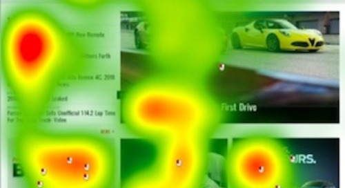 Eye-Tracking Study: How Consumers View Display Ads