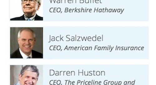 The Most Influential Fortune 500 CEOs on Social Media