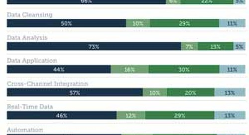 Marketers and Big Data: Barriers, Budgets, and Opportunities