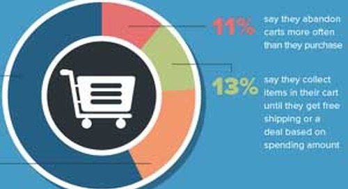 How Consumers Use Online Shopping Carts