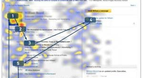 Eye-Tracking Study: How Recruiters View Resumes