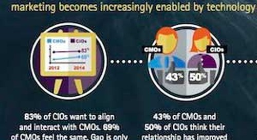 Are Marketing and IT Execs United or Divided? [Infographic]