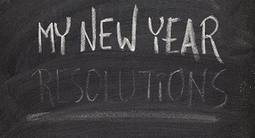 Four Reasons Marketing Resolutions Fail