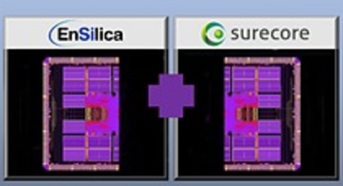 EnSilica develops sureCore's new, Ultra-Low Power IoT reference platform