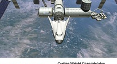 Curtiss-Wright Congratulates Sierra Nevada Corporation on a Successful Free Flight of Dream Chaser Spacecraft