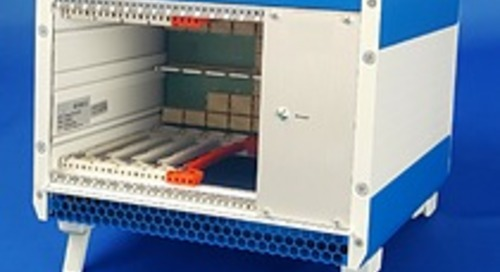 Pixus announces new line of CompactPCI Serial chassis platforms