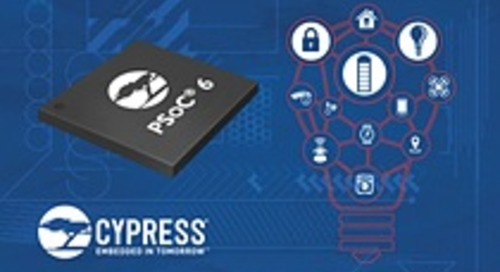 Cypress and ESCRYPT Unveil End-to-end LoRaWAN-based Security Solution for Smart City and Industry 4.0 Applications