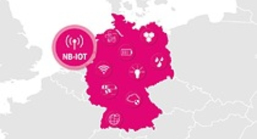 Deutsche Telekom showcases its NB-IoT modules, sensors, and IoT platform at embedded world 2018