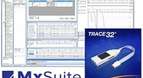 Mx-Suite automates Back-to-Back Testing from Simulation Models to On-Target Code