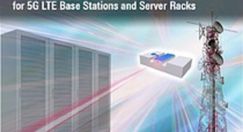Renesas Electronics ships new RV2X6376A Series of 25 Gbps directly modulated laser diodes for 4.9G and 5G LTE base stations