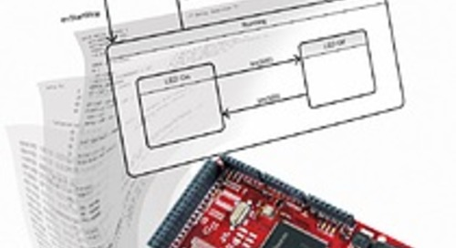 Model-based development with AURIX microcontrollers