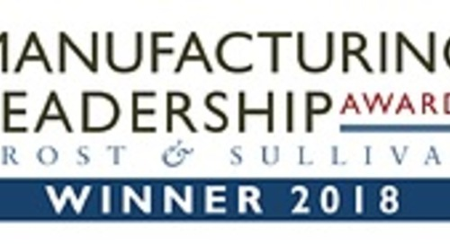 Protolabs Wins Frost & Sullivan Manufacturing Leadership Award for Operational Excellence
