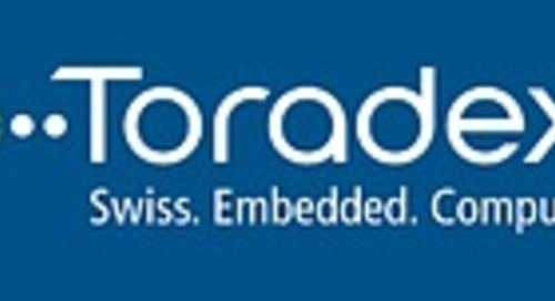 Toradex collaborates with MVTec to simplify Machine Vision on Embedded Devices