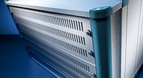 Pixus Offers Range of Ventilated Panels for Instrumentation Cases