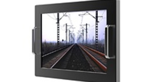 Need a full IP65, 5xGLAN, 4x USB, High brightness 1000 nits Resistive touch Panel PC?