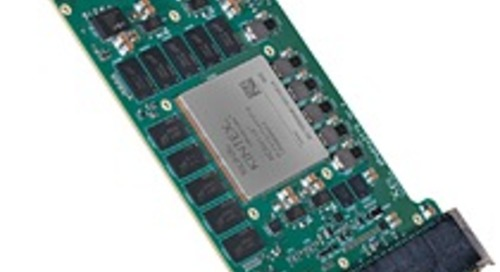 Introducing the XPedite2570 with Xilinx Kintex UltraScale FPGA