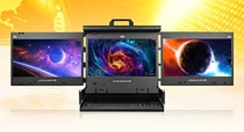 Saelig introduces console with multiscreen choices