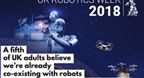 The future is now: A fifth of Brits believe we're already co-existing with robots, new survey finds