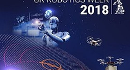 UK Robotics Week 2018: new whitepapers now available on Agri-Tech and Urban Transport