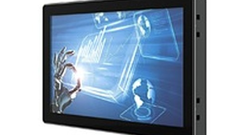 TAICENN releases wide-screen 10.1'' and 11.6'' p-cap touch industrial monitor