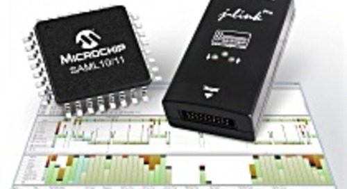 SEGGER supports new Microchip SAML11 with embOS RTOS and advanced development tools