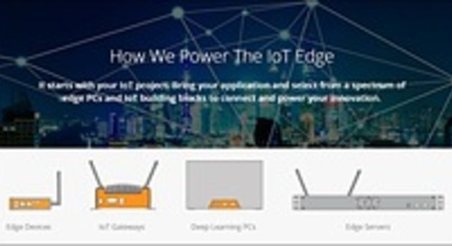 Logic Supply unveils four edge hardware lines with millions of possible configurations, cloud service compatibility and 4G connectivity
