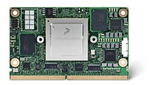 First congatec SMARC 2.0 module with NXP i.MX8 processor
