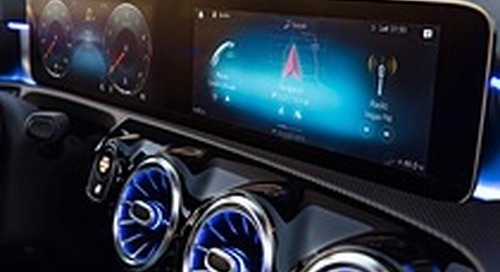 Luxoft and Daimler co-develop technology platform that powers the MBUX infotainment system