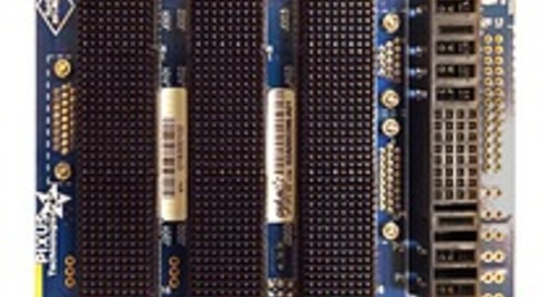 Pixus announces new compact OpenVPX backplane
