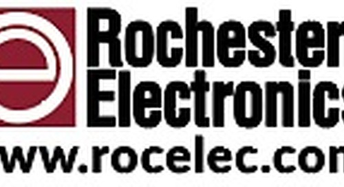 Rochester Electronics and Analog Devices team to eliminate design requalification costs with replication of obsolete semiconductor devices