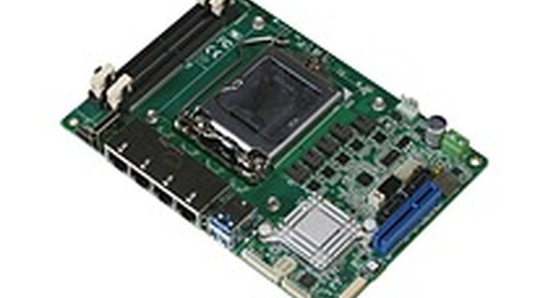 "AAEON's Latest 4"" Motherboard Is Built for Speed"