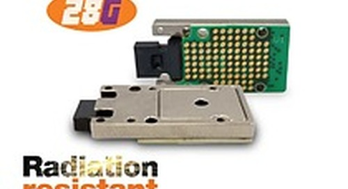 Reflex Photonics launches a new line of 28 Gbps per lane, radiation-resistant optical modules for space applications.