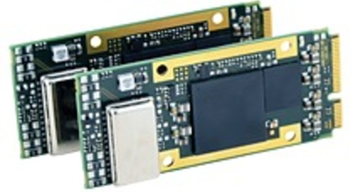 Acromag Introduces New MIL-STD-1553 Communication Modules on a Ruggedized Mini-PCIe Form Factor