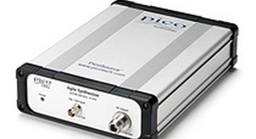 Saelig Introduces PicoSource AS108 8GHz RF Signal Generator