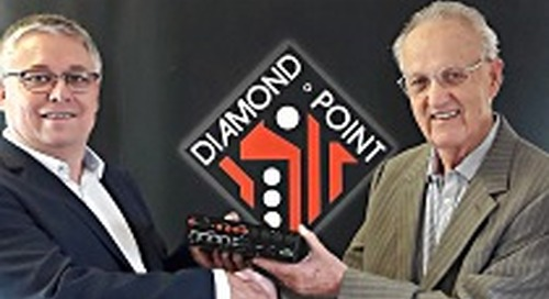 Exciting Times at Diamond Point International (Europe) Ltd