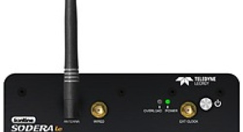 Saelig Introduces Teledyne LeCroy Sodera LE Bluetooth Protocol and Power Analyzer