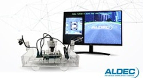 A View from Above - Aldec Adds 'Bird's Eye View' Function to Growing Portfolio of ADAS FPGA-based Reference Designs for TySOM-3-ZU7EV Embedd