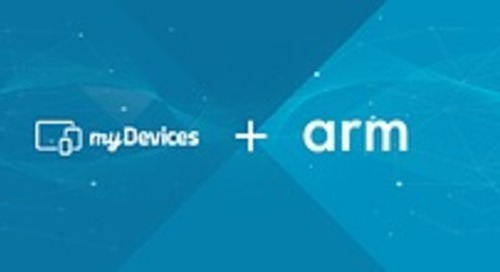 myDevices and Arm Partner to Simplify IoT