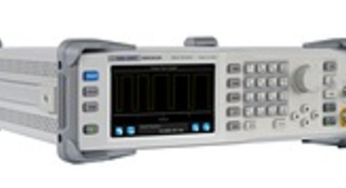Saelig Introduces Economical Siglent SSG3000X 2.1GHz/3.2GHz RF Signal Generators