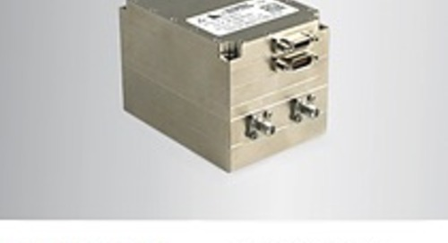 Curtiss-Wright Now Shipping Tri-Band (L/S/C) Multimode Transmitter for Aerospace Instrumentation Applications
