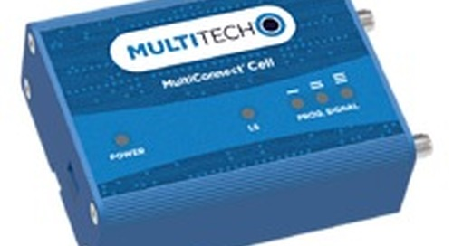 MultiTech Helps Customers Transition to LTE with Launch of Newest Cellular Modems