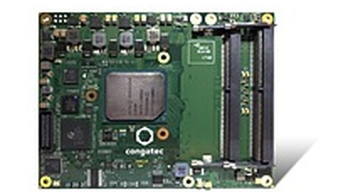 congatec Doubles RAM Support for Server-on-Modules