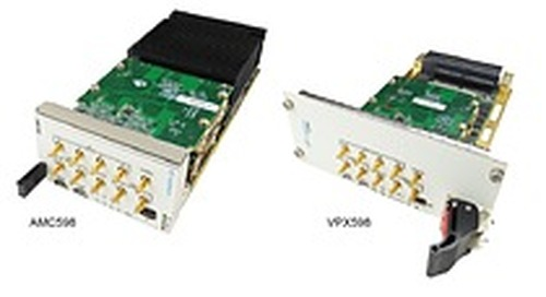 VadaTech Announces New Boards with Quad DAC @ 12 GSPS with 3 GSPS Quad ADC, Kintex UltraScale(tm)