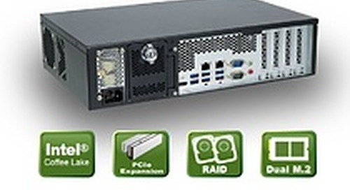 "Modular ""headless"" Embedded PC"