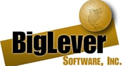 BigLever Launches Next-Gen Enterprise Product Line Engineering Solution, Extends PLE to Advance Digitalization