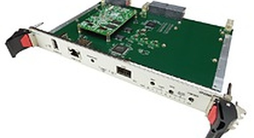 VadaTech Announces New 6U VPX Chassis Manager with integrated JTAG Switch Module