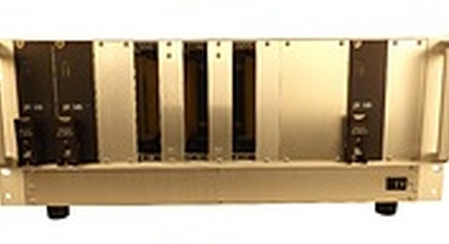 New OpenVPX Chassis Platform from Pixus Features Multiple Segments
