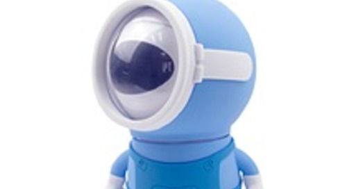 New Ultra Cute Hubble HUGO Alexa Robot Now Available