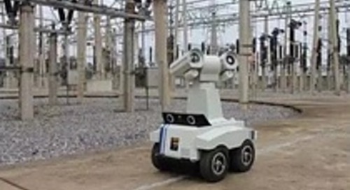 Application of TAICENN Embedded Computer ABOX-E7S in Security Patrol Robot